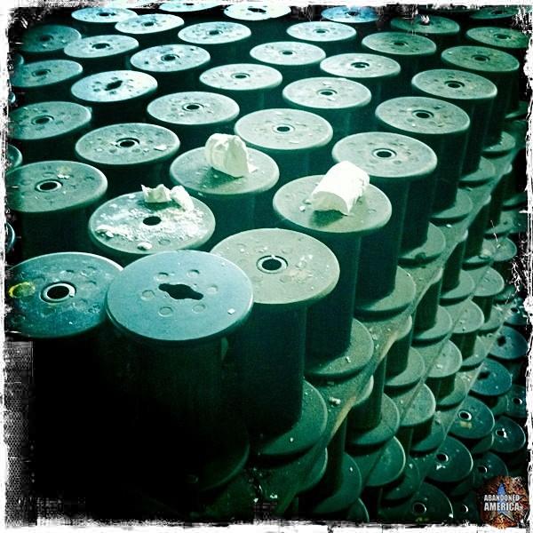 Klotz Throwing Company (Lonaconing MD) | Infinite Spools - Klotz Throwing Company