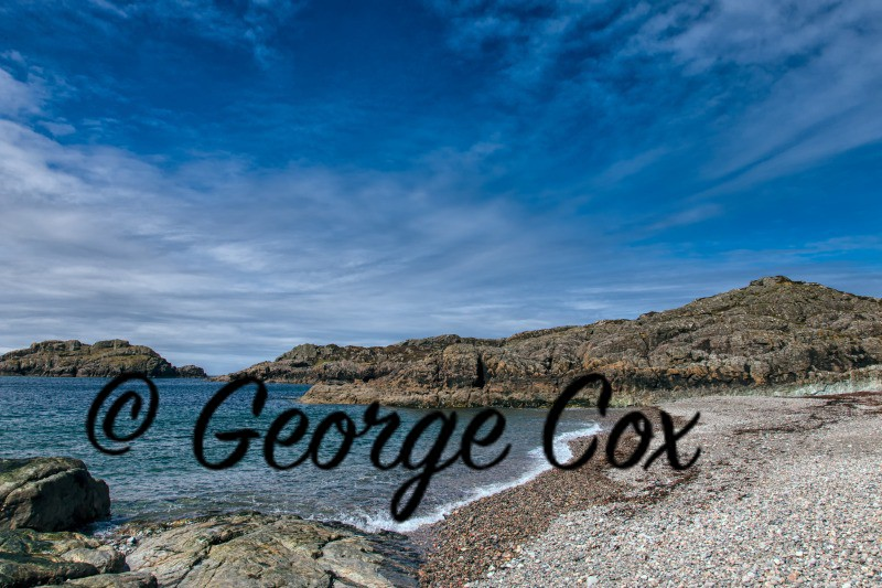 Another St Columbas Bay - Landscapes
