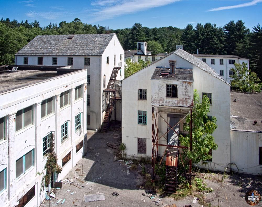 Henryton State Hospital | Rooftop View - Henryton State Hospital