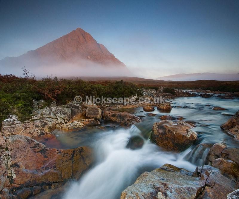 River Coupall & Buachaille Etive Mor - Scotland4 - Scotland