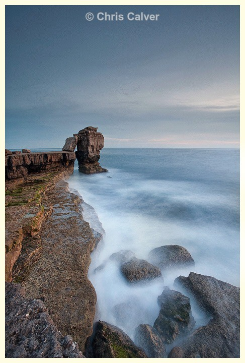 Pulpit Rock II - Other Seascapes