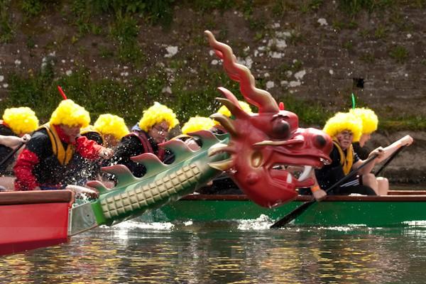 20 - Dumfries Devorgilla Dragon Boat Race 2010