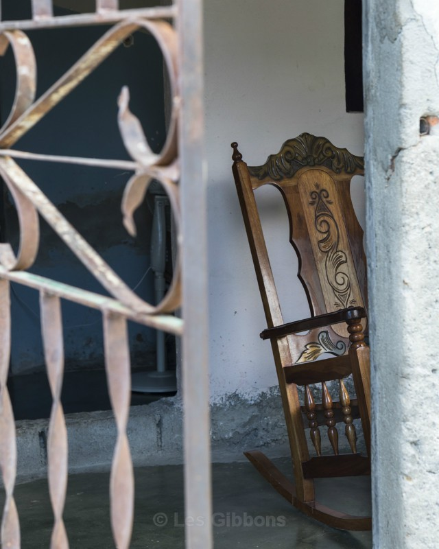 rocking chair - Cuba