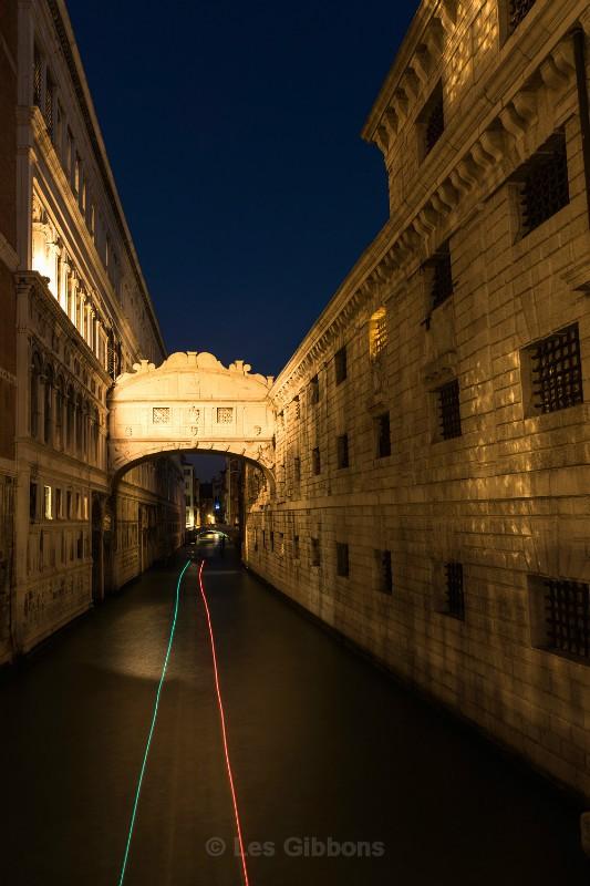 Bridge of Sighs - Venice