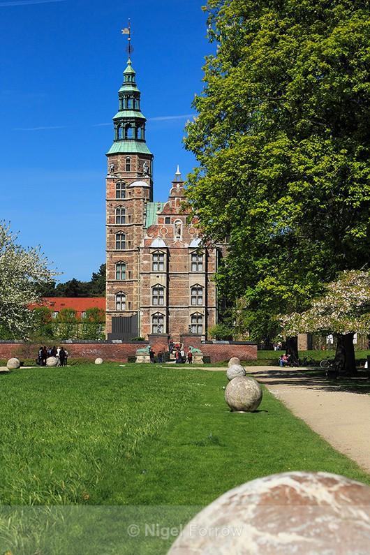 Rosenborg Castle (Rosenborg Slot), Copenhagen - Copenhagen, Denmark