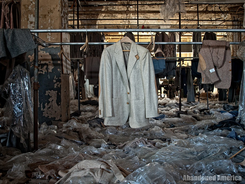 Lebow Brothers Clothing Co. (Baltimore, MD)    Abandoned America