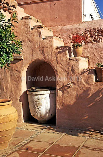 Spanish steps - Gardens & plants
