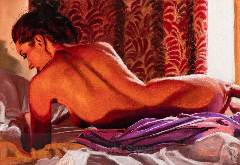 Odalisque - Paintings
