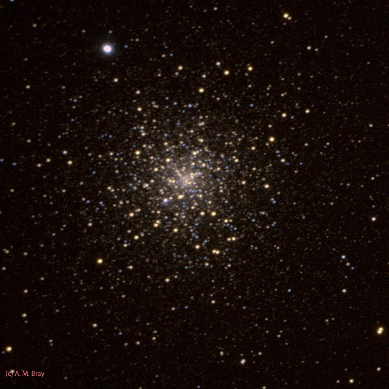 NGC6752 in Pavo - Globular Star Clusters