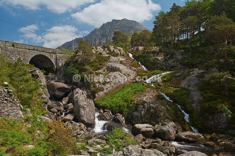Ogwen Waterfall - Snowdonia National Park - Wales - Latest Photos
