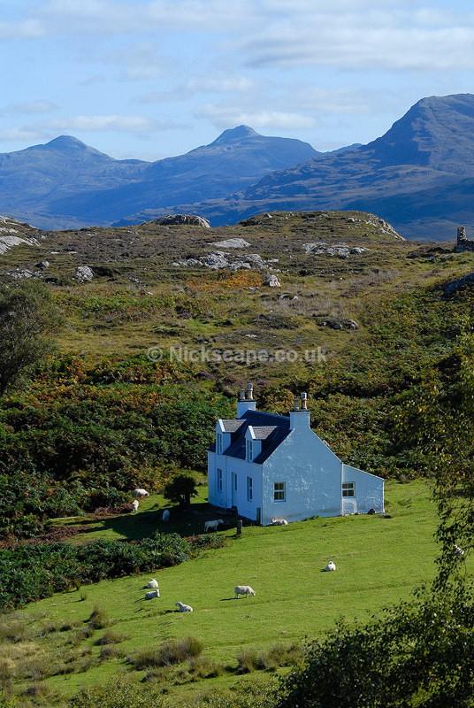 Scotland59 - Shieldaig - Scotland