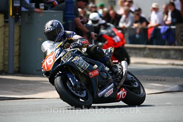 - Superstock Race - TT 2010