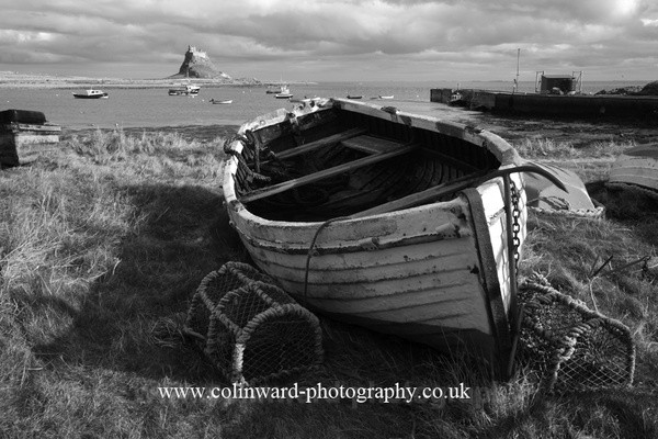 Holy Island boats Ref 2443 - Northumberland