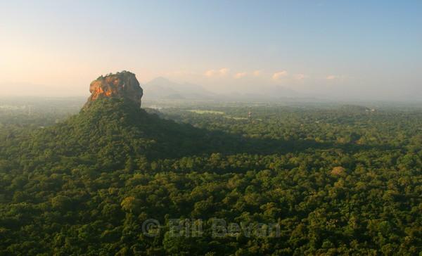 Sigiriya Forest - Monument