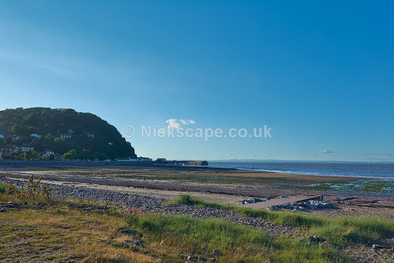 Summer at Minehad Beach - Somerset - Exmoor