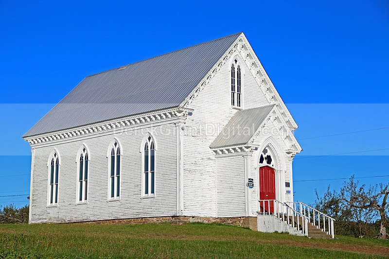 Central Hampstead Baptist Church New Brunswick Canada - Churches of New Brunswick