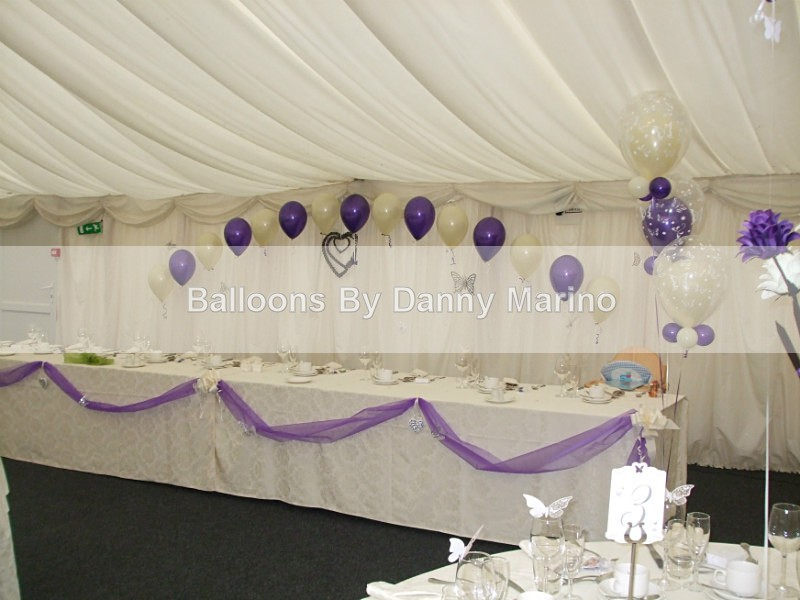 Long Arch - Wedding Balloon Photos