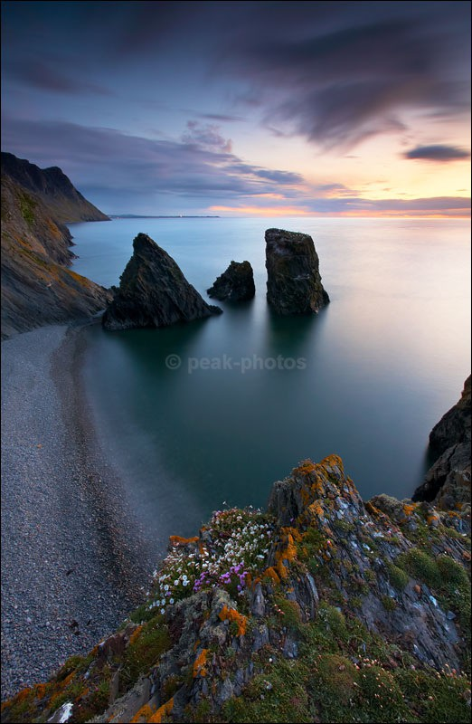 Trefor Dusk - Photographs of Wales