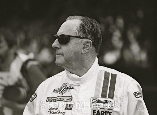 Jack Brabham - motorsport