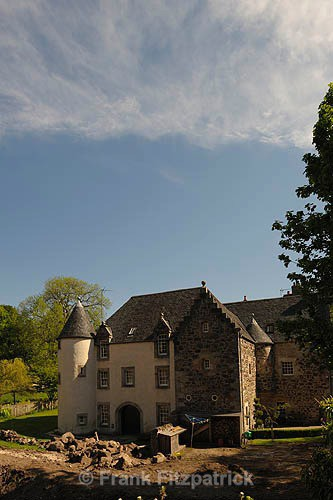 West Mill house, Formakin (2) - Renfrewshire