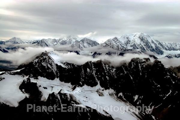 Alaskan Glaciers - Alaska & Canada