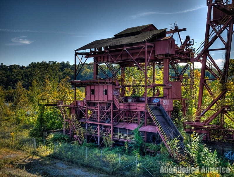Carrie Furnaces (Rankin, PA) | i hope you can forgive me - Carrie Furnaces