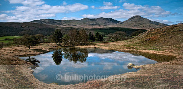 Tarns & View - Lakedistrict