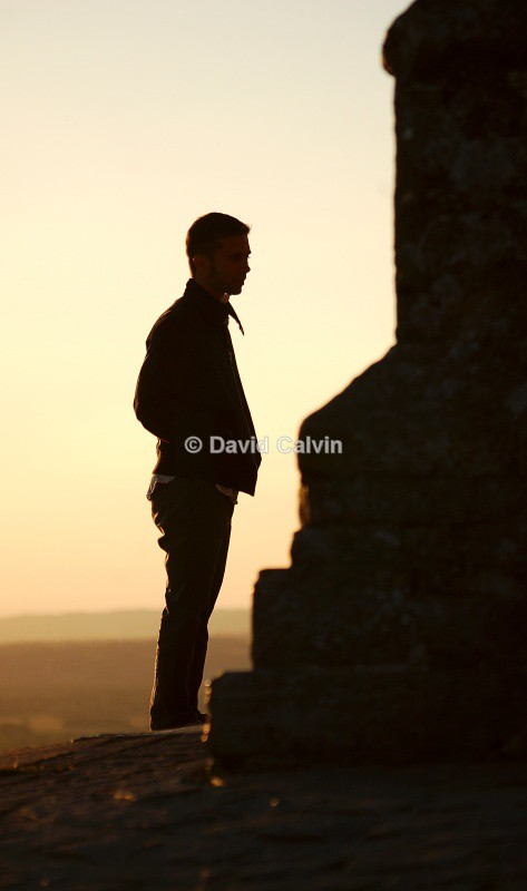 Contemplation - Glastonbury Tor