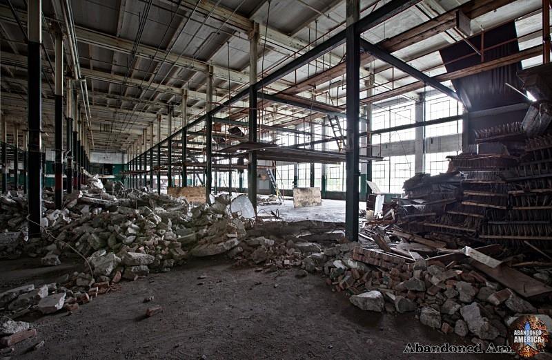 The Scranton Lace Company | Senseless Destruction - Scranton Lace Company