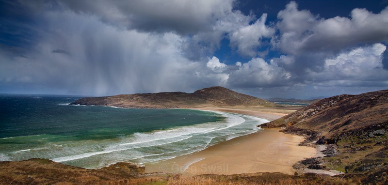 Tra Na Rossan - Landscapes of Ireland - County Donegal and the Wild Atlantic Way