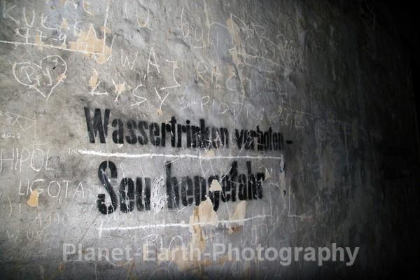 Graffiti - Auschwitz