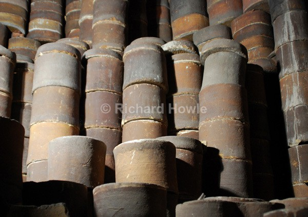 Saggars - Potteries Images