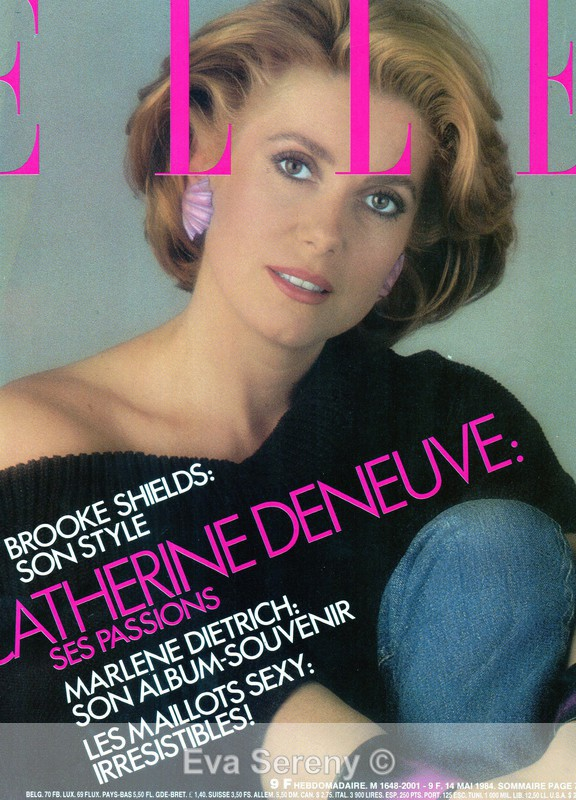 May 14, 1984 - International Magazine Covers