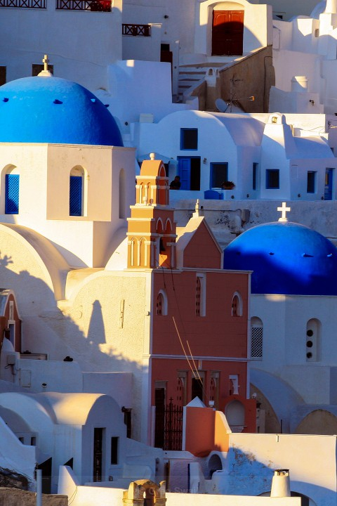 Ia Colours - Santorini Greece (Thira)