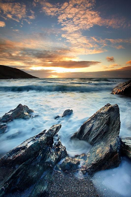 Spining Around - Cornwall - South Coast