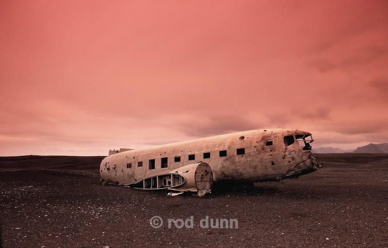 DC3 wreck Vik - Iceland