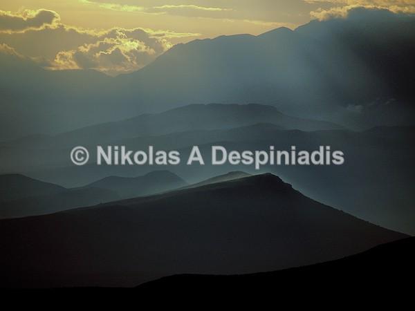 Βουνά Ι Mountains - Νότια Ελλάδα I South Greece