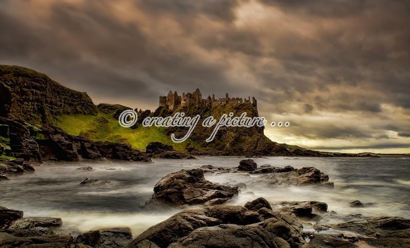 Dunluce Castle - Seascapes