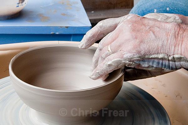 20 - Oxcombe Pottery Shoot