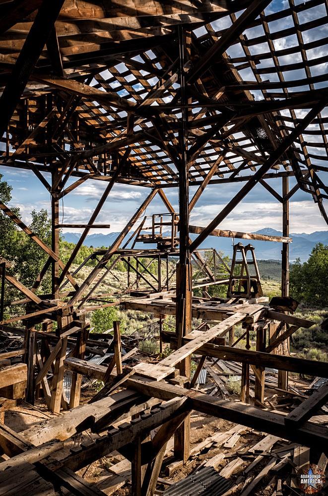 Chemung Mine (Masonic, CA) | Skeletal - Chemung Mine