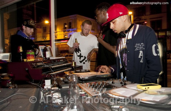 10 - Skittles Tip-I-Cal-Ly launch @ noho 06.04.11