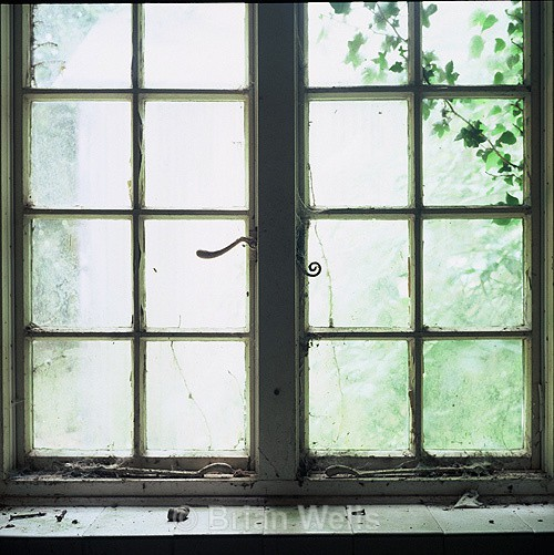 Window at Mundesley TB Hospital - Windows and Doors/ Curtains and Wallpaper