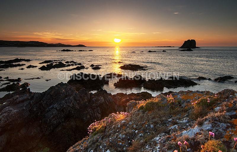 Sunset, Malin Head - Nature