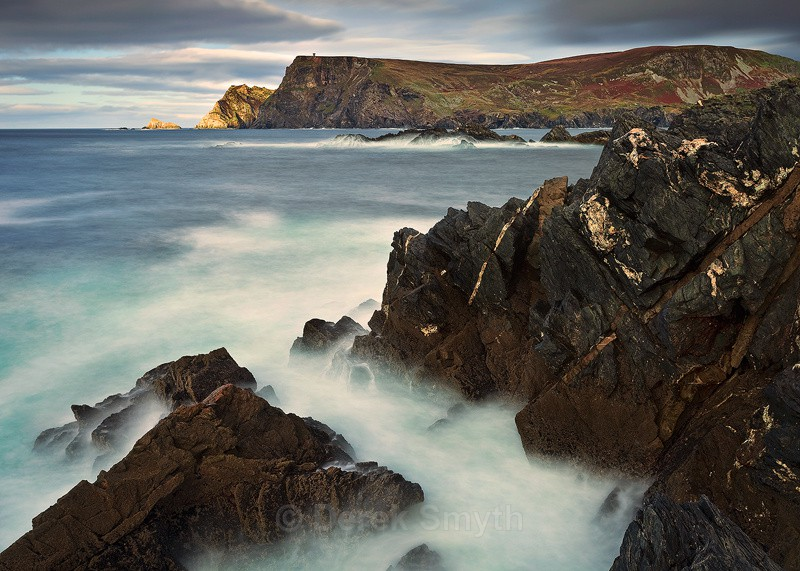 Glen Bay - Glencolumbkille in Donegal