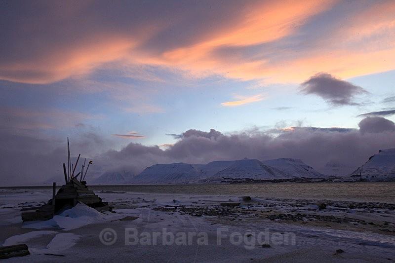 Hiorthamn 3051 - Colours of Svalbard
