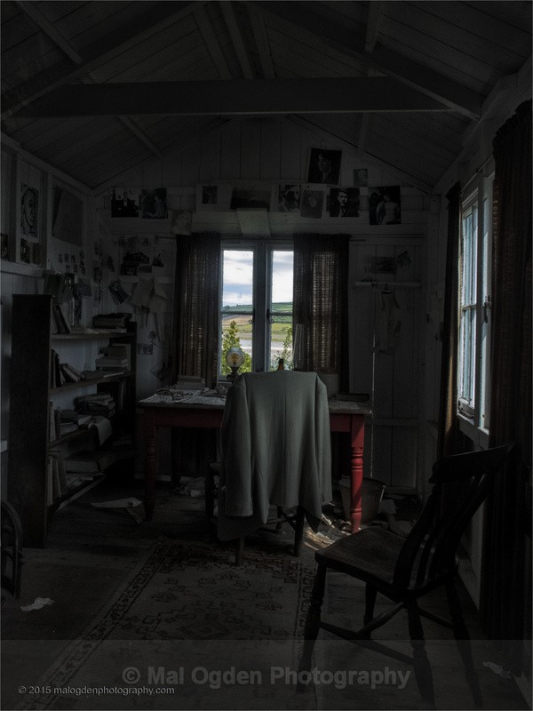 Writing Shed - Britain and the British