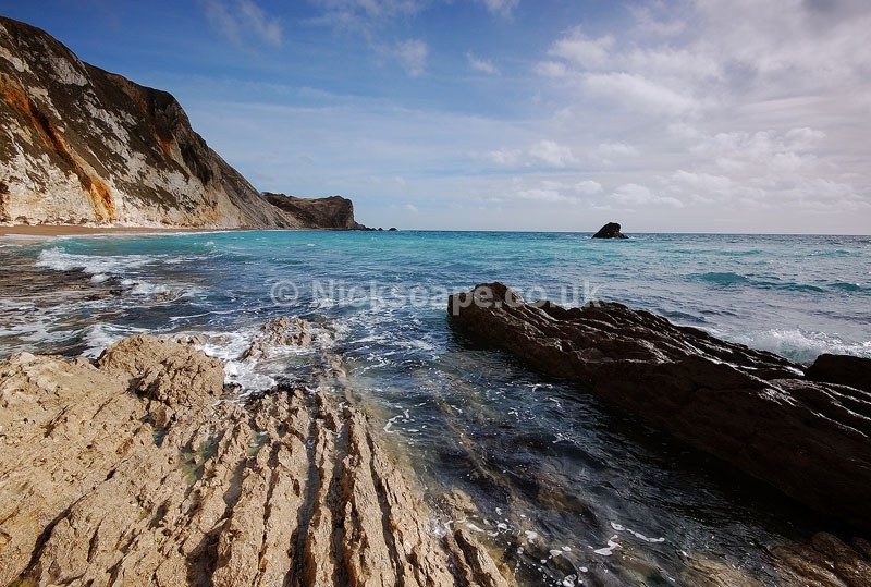Man O War Bay | Photography from the Jurassic Coast in Dorset