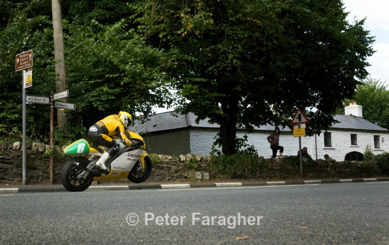 Ian Lougher - Manx Grand Prix and Classic TT