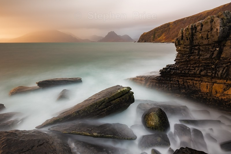 Sunset at Elgol | Isle of Skye Landscape photography