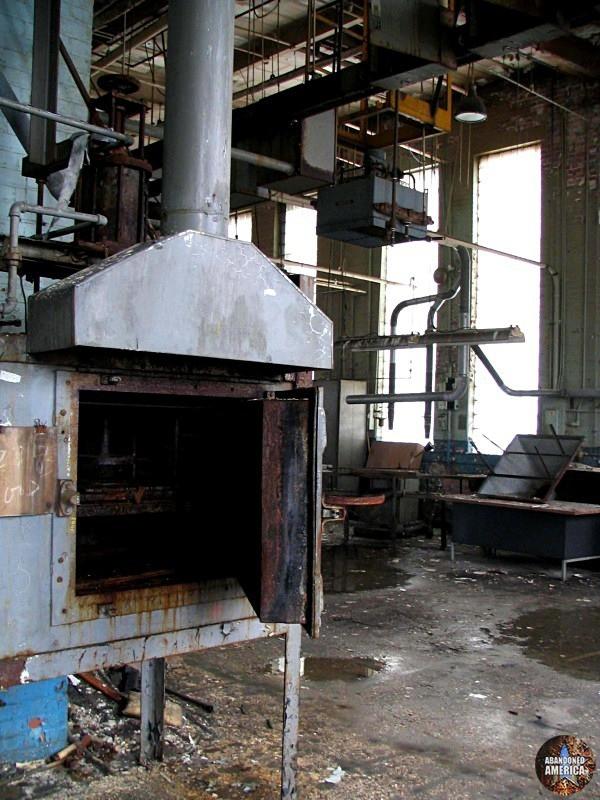 Raymark Industries (Manheim, PA)   Kiln - Raymark Industries